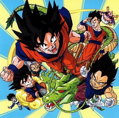 Dragon ball streaming immagini episodi personaggi - Sangoku sangohan ...