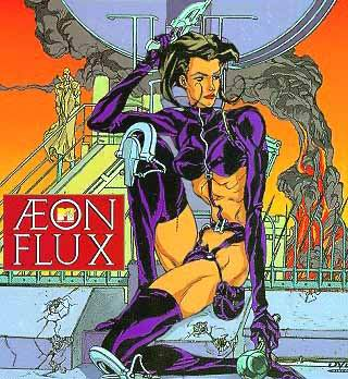 Aeon Flux Streaming