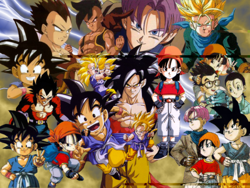 Dragon Ball GT Streaming