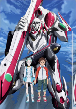 Eureka SeveN streaming megavideo