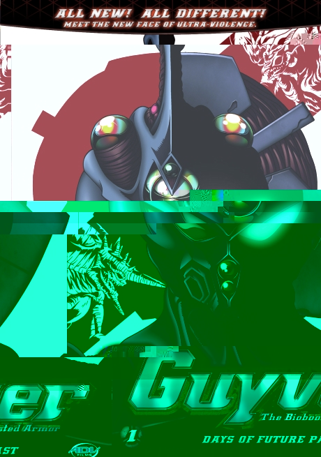 Guyver - The Bioboosted Armor