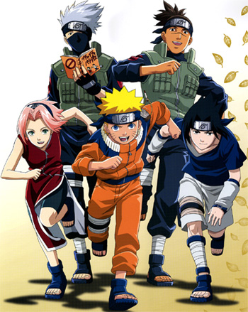 Naruto Streaming