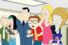 "AMERICAN DAD: Steve's new puppy suffers an accident in the all-new ""Stan's Best Friend"" episode of AMERICAN DAD airing Sunday, March 18 (9:30-10:00 PM ET/PT) on FOX.  AMERICAN DAD ™ and © 2012 TCFFC ALL RIGHTS RESERVED."