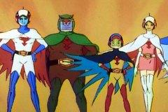 gatchaman-personaggi