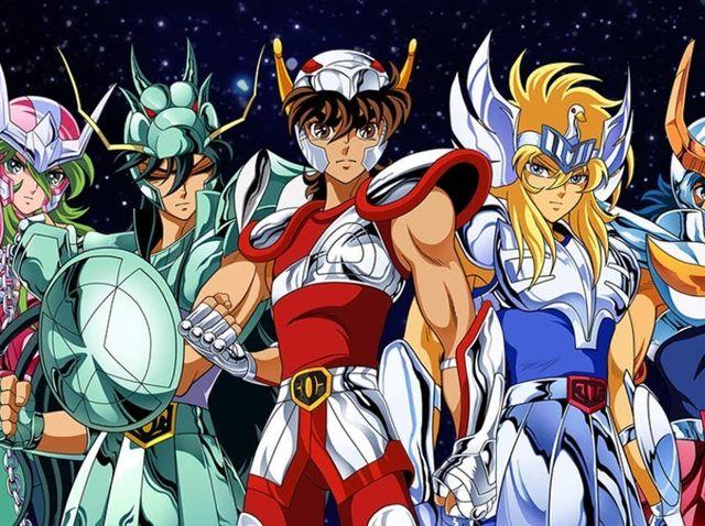 I Cavalieri dello Zodiaco – il ritorno