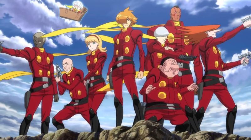 Cyborg i 9 SuperMagnifici