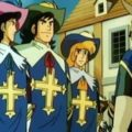 D'Artagnan e i moschettieri del re
