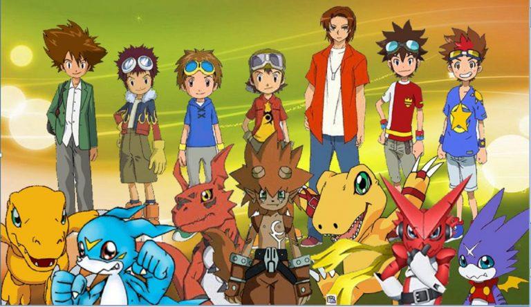 Digimon – 1° Serie