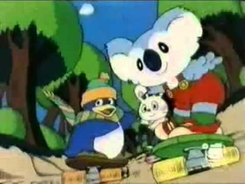 Kolby e i suoi piccoli Amici