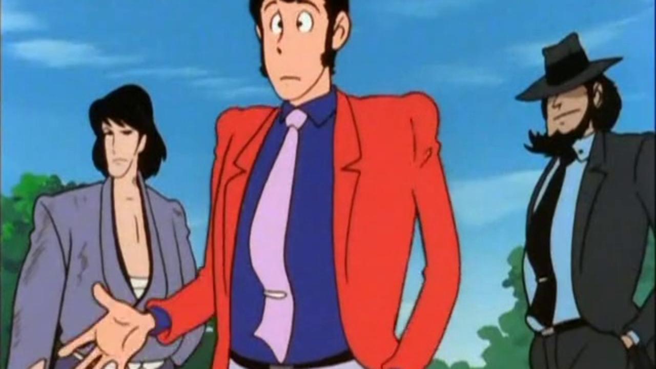 Lupin III – Lupin Planet 0