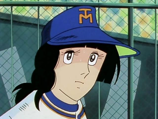 Pat – La ragazza del Baseball