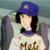 Pat, la ragazza del baseball