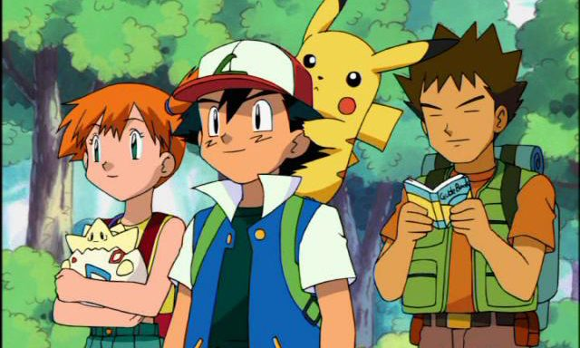 Pokemon – The Johto Champions League