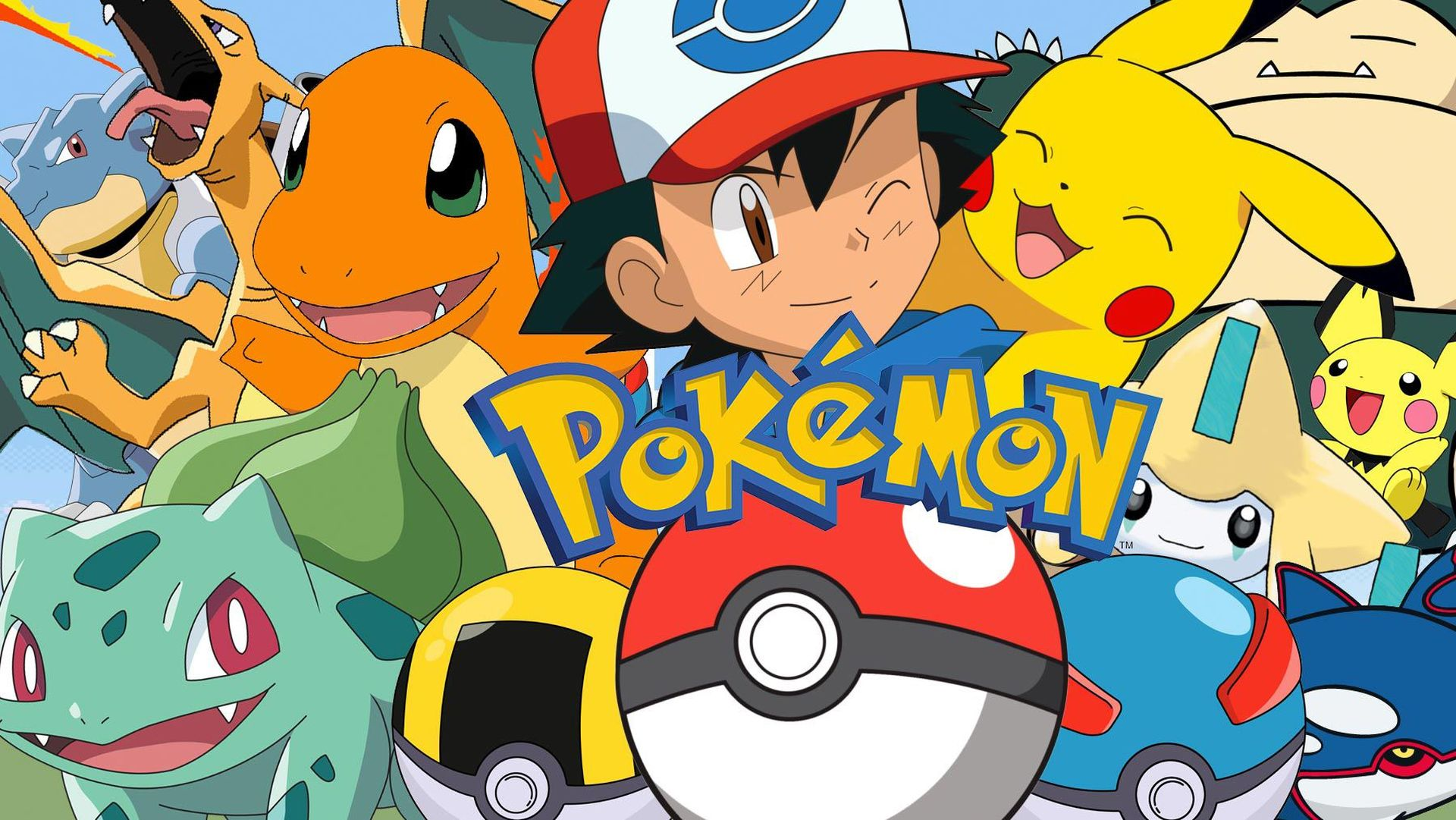 Pokemon – Gotta catch 'em all