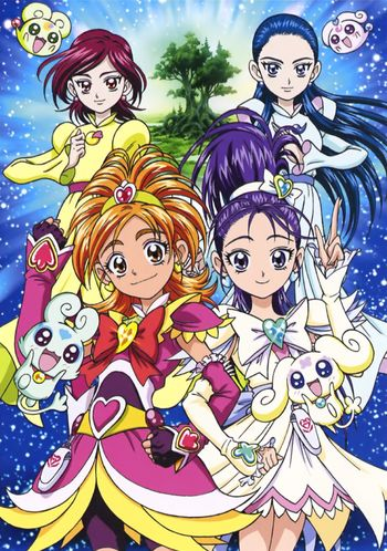 Pretty Cure – Splash Star