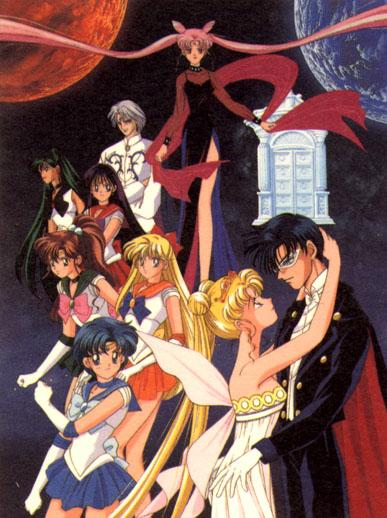 Sailor Moon – La luna splende