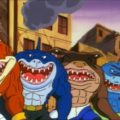 Street Sharks – Quattro Pinne all'orizzonte
