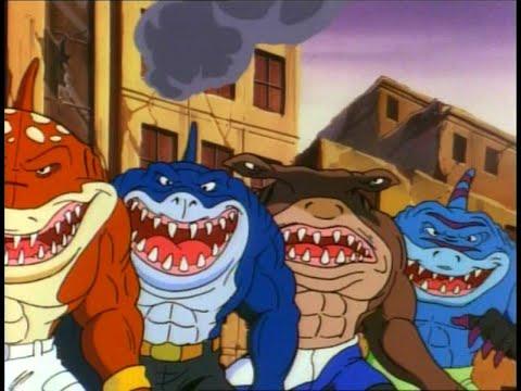 Street Sharks – Quattro Pinne all'orizzonte