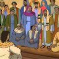 Un passo dopo l'altro sulle strade di Gesù