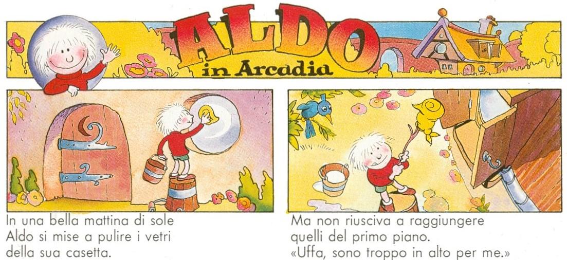 Aldo in Arcadia