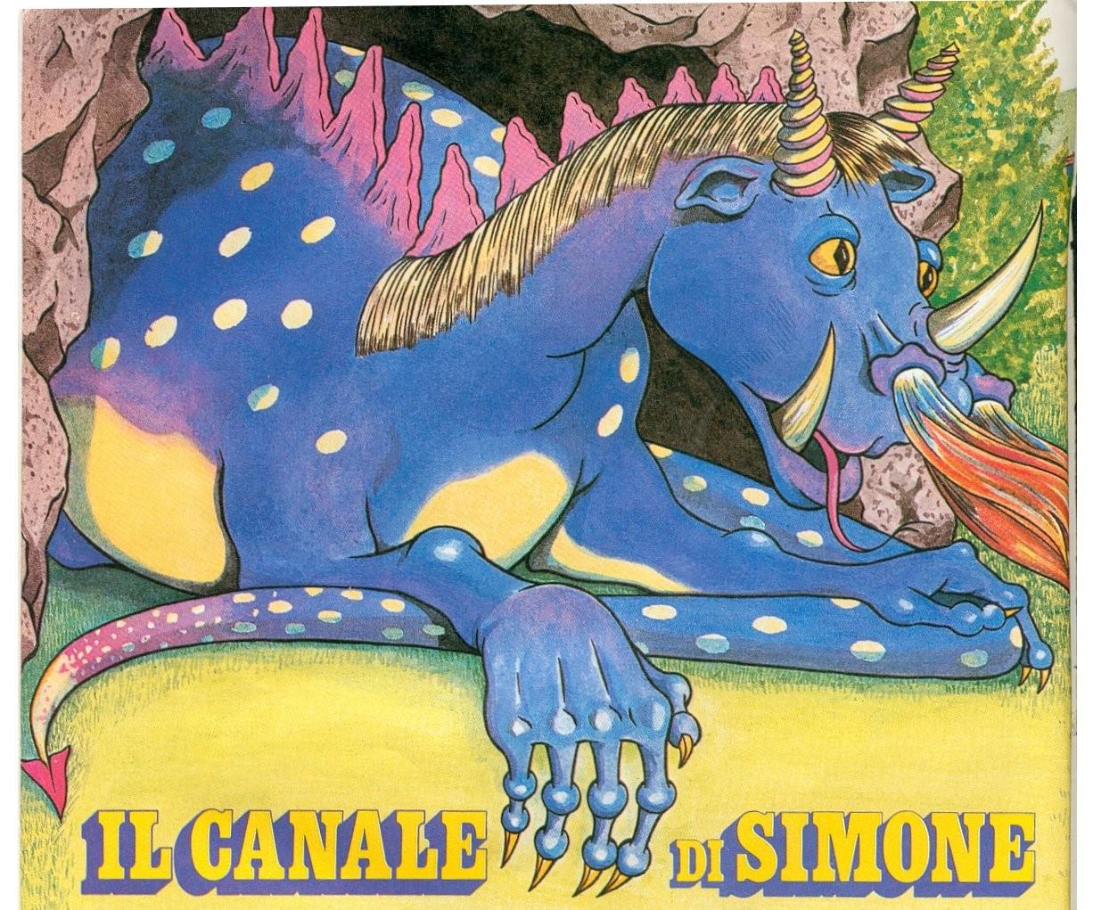 Il canale di Simone
