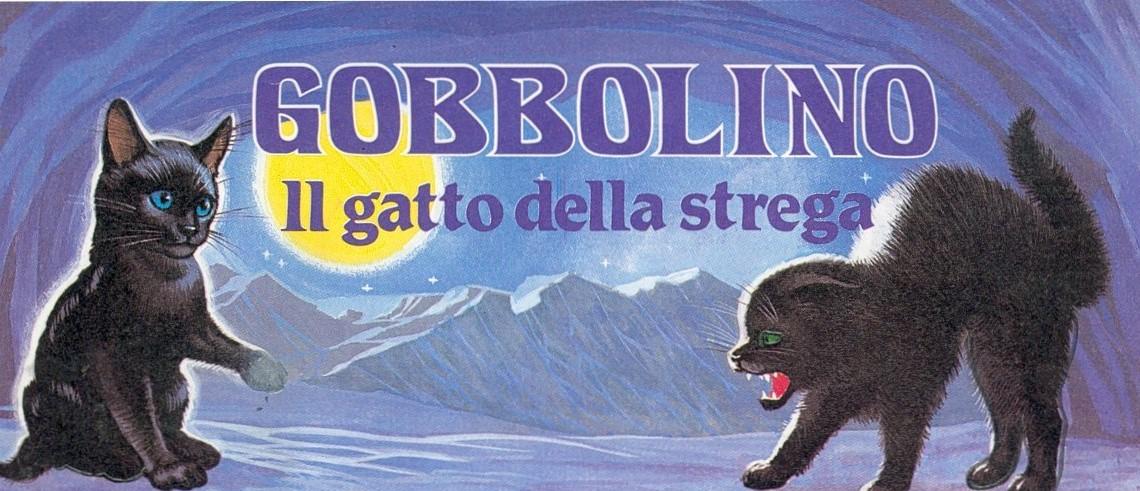 Gobbolino, il gatto della strega