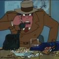 Ispettore Koichi Zenigata – Personaggi di Cartoni e Fumetti