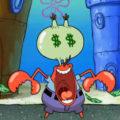 Mr. Krabs – Personaggi di Cartoni e Fumetti