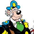 Commissario Basettoni – Personaggi di Cartoni e Fumetti