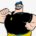 Bluto – Personaggi di Cartoni e Fumetti