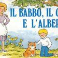 Il Babbo, il gatto e l'albero